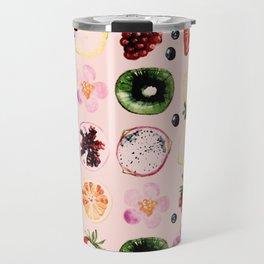 Fruit festival pattern Travel Mug