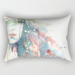 Girl ASD 02 Rectangular Pillow