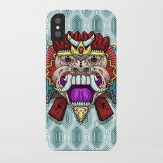 Greed Barong Mask Slim Case iPhone X