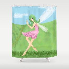 Hada Shower Curtain