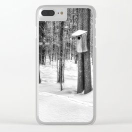 Summer Home Clear iPhone Case