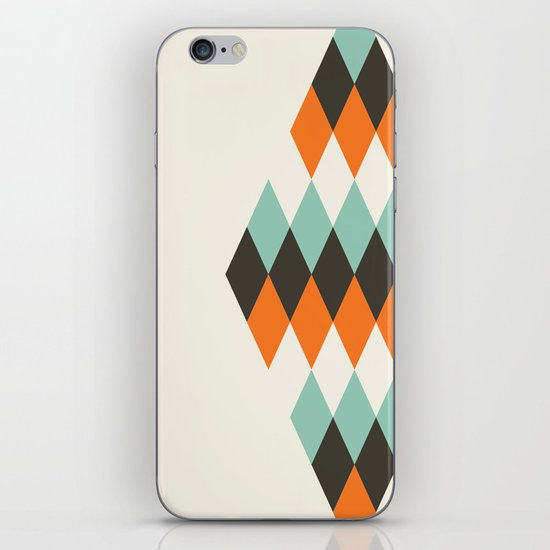 Diamond of Diamonds iPhone & iPod Skin