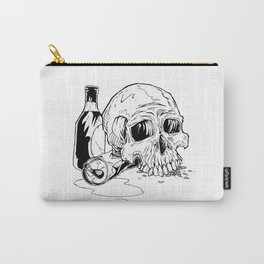 Skull Abuse  Carry-All Pouch