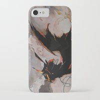 spawn iPhone & iPod Cases featuring Spawn by mfrioni