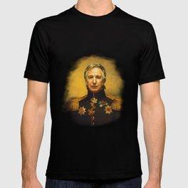 Alan Rickman - replaceface T-shirt