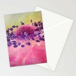 Flat Flower Cartoon Stationery Cards