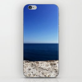 Blue Hues iPhone Skin