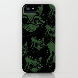 The Legend of Forest Hunter iPhone Case