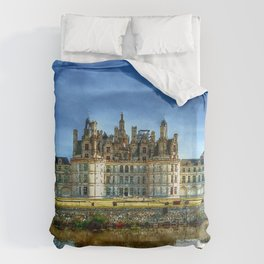 Islands In The Stream  Duvet Cover