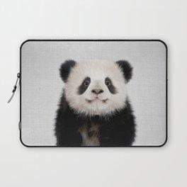 Panda Bear - Colorful Laptop Sleeve