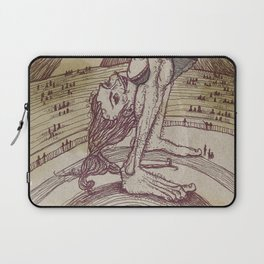 The Contortionist Laptop Sleeve