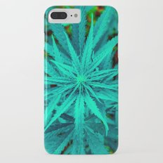 Twisted Frosty Weed Slim Case iPhone 7 Plus