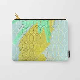 Pineapple pool Carry-All Pouch