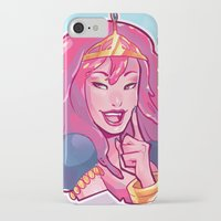 bubblegum iPhone & iPod Cases featuring bubblegum by asieybarbie