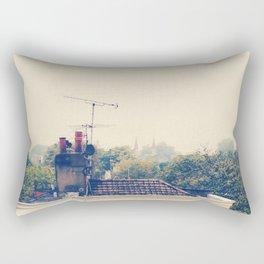 Aerial Rectangular Pillow