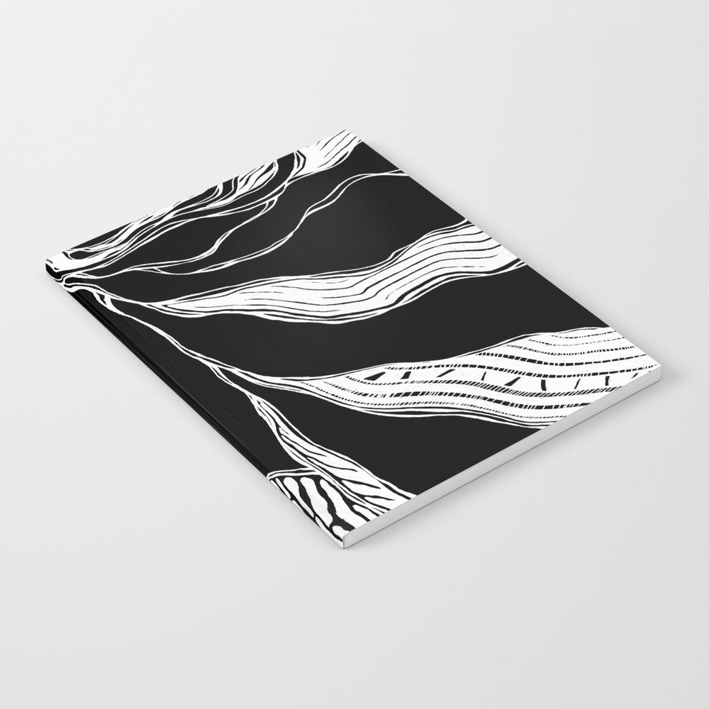 Winding Roots Notebook by Adamatilda NBK8998229