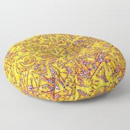 Raspberry Lemonade Floor Pillow