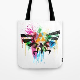 Hylian Pain Splatter Tote Bag