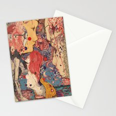Release color Stationery Cards