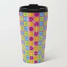 Colour Collage Travel Mug