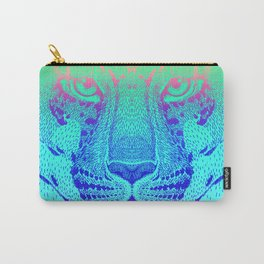 Nocturnal (Wild Leopard) Carry-All Pouch