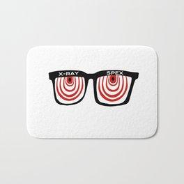 X-Ray Specs Bath Mat
