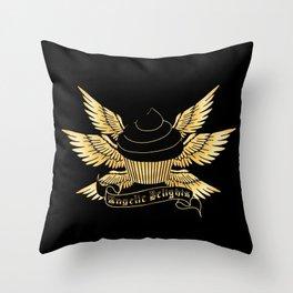 Sweetshop Verse Throw Pillow