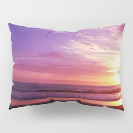 Purple Daze Pillow Sham