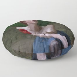 Listen Floor Pillow