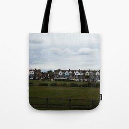 Littlehampton Beach_6 Tote Bag