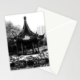 Shanghai 4 Stationery Cards
