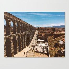 Segovia Canvas Print
