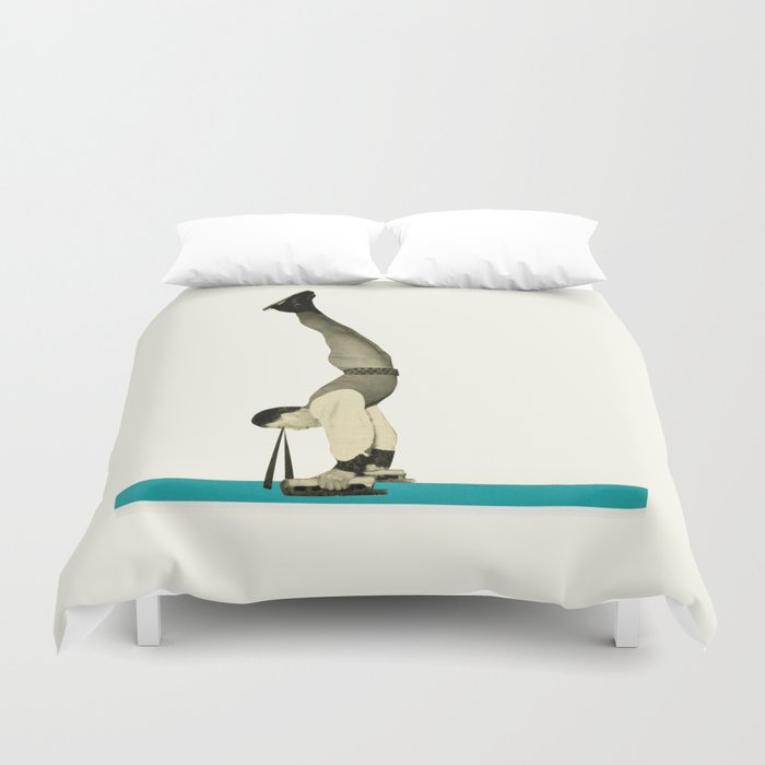 Skater Tricks Duvet Cover