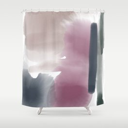 Introversion V Shower Curtain