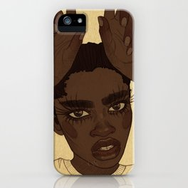 kayla iPhone Case