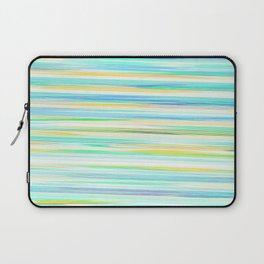 glitch_abstract Laptop Sleeve