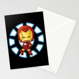 Chibi Ironman Stationery Cards