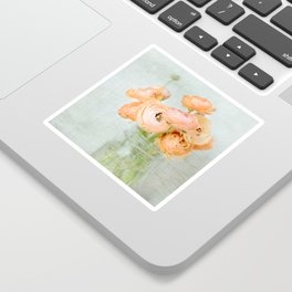 Peachy Keen Sticker