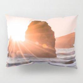 Sea light rock 4 Pillow Sham