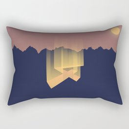 the 4th canyon Rectangular Pillow