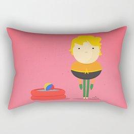 My liquid hero! Rectangular Pillow