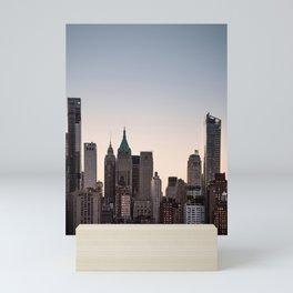Skyscrapers Mini Art Print
