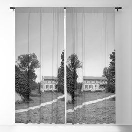 Mill Tract Farm, PA 1958 Blackout Curtain