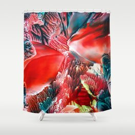 PoppyField  Shower Curtain