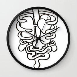 GUTZ! Wall Clock