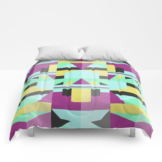 Tribal V Comforters