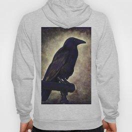 Black Raven of Peace Hoody