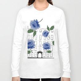 victorian building Long Sleeve T-shirt