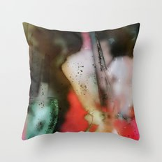 Breath Art #4  Throw Pillow
