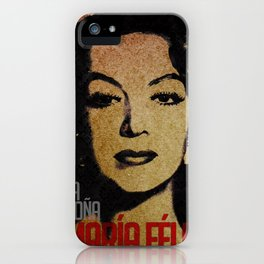 María Félix iPhone Case